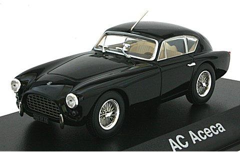 AC アシーカ 1957 ブラック (1/43 ノレブ270356)