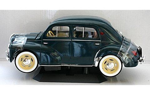 ルノー 4CV 1954 ブルー (1/18 ノレブMAXI003)