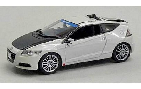 ホンダ CR-Z 「SPOON SPORTS Demo car Early」 P.ホワイト (1/43 JコレクションJC63005SP)