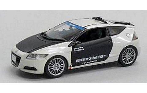 ホンダ CR-Z 「SPOON SPORTS Demo car Late」 P.ホワイト/ブラック (1/43 JコレクションJC63011ST)