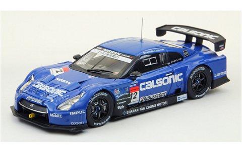 カルソニック インパル GT-R スーパーGT500 2012 No12 (1/43 エブロ44732)