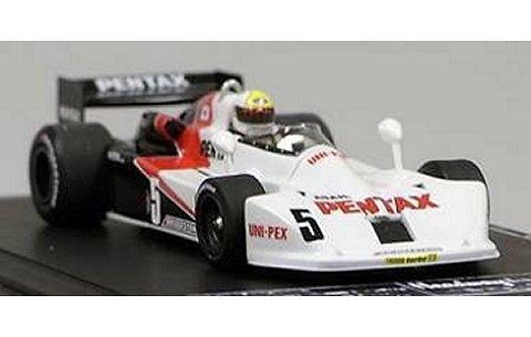 NOVA 532P Great 20 Race Winner No5 星野一義 (1/43 ヘッドウェイテクノロジーHT278051)