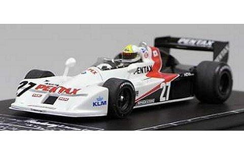 NOVA 532P European F2 Rouen GP No27 星野一義 (1/43 ヘッドウェイテクノロジーHT278052)