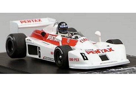 NOVA 532P JAF GP 1978 No6 中嶋悟 (1/43 ヘッドウェイテクノロジーHT278061)