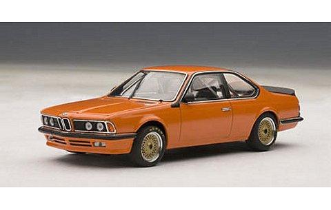 BMW 635 Csi プレーンボディ オレンジ (1/43 オートアート68448)