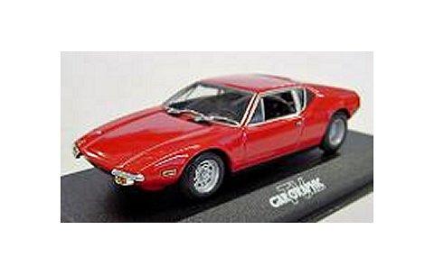 デトマソ パンテーラ 1974 レッド CAR GRAPHIC (1/43 ミニチャンプス40P127500)