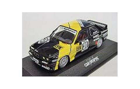 BMW M3 KURT THIM WINNER MK MOTORSPORT EIFELRENNEN DTM 1988 CAR GRAPHIC (1/43 ミニチャンプス40P882031)