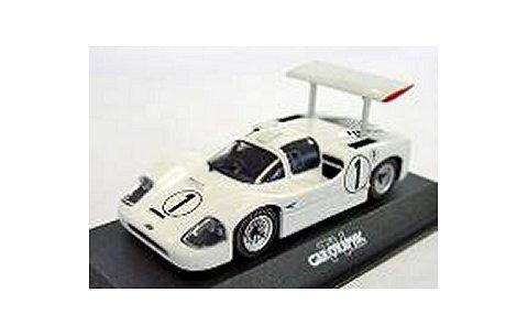 シャパラル 2F HILL/SPENCE WINNERS BOAC 500 ブランズハッチ 1967 CAR GRAPHIC (1/43 ミニチャンプス40P671401)