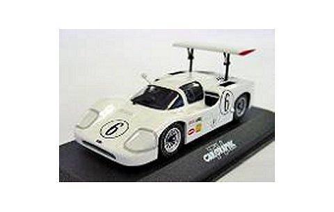 シャパラル 2F HALL/SPENCE セブリング12h 1967 CAR GRAPHIC (1/43 ミニチャンプス40P671406)