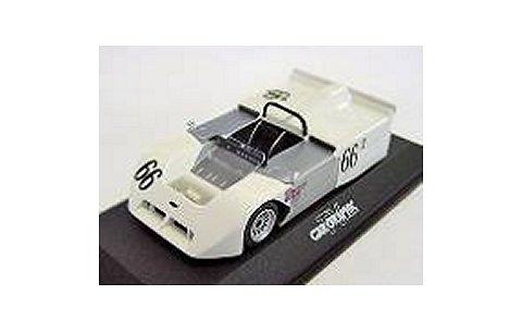 シャパラル 2J JACKIE/STEWART カンナム 1970 CAR GRAPHIC (1/43 ミニチャンプス40P701496)