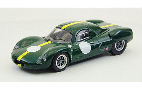 コスティン ネイサン GT 1968 グリーン (1/43 エブロ44556)