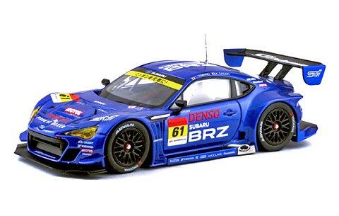 スバル BRZ R&D スポーツ スーパーGT300 2012 No61 (1/43 エブロ44750)