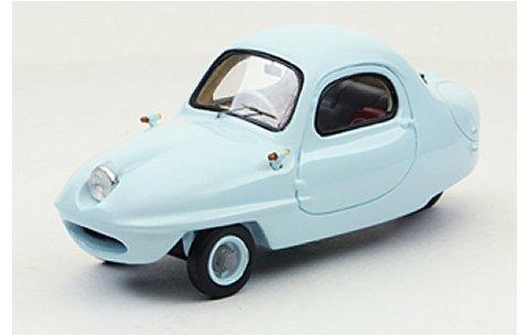 フジ キャビン 5A 1955 ライトブルー (1/43 エブロ44532)