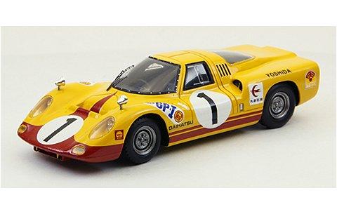 ダイハツ P5 ジャパンGP 1967 No1 (1/43 エブロ44666)