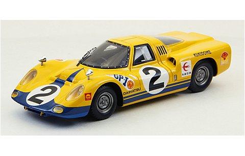 ダイハツ P5 ジャパンGP 1967 No2 (1/43 エブロ44667)