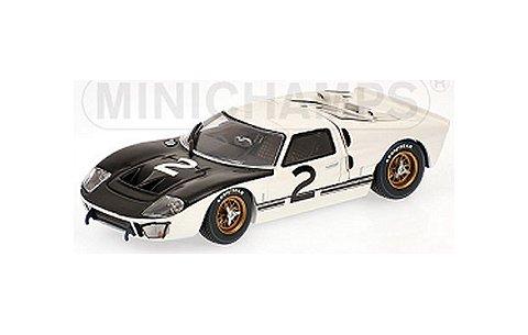 フォード GT40 MKII No2 ル・マン24時間テスト 1966 (1/43 ミニチャンプス400668492)