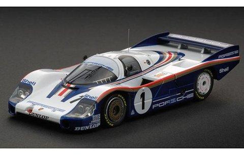 ポルシェ 956 LH No1 1982 ルマン優勝車 (1/43 hpiレーシング8619)