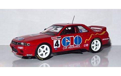 スカイライン GTR No4 3RD PLACE 1991 バサースト1000 (1/43 エイペックスレプリカズAR0107)