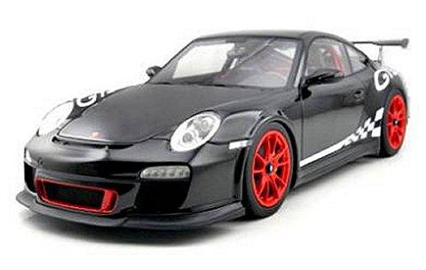 ポルシェ 911 (997) GT3RS ブラック (1/18 フロンティアートF010-04)