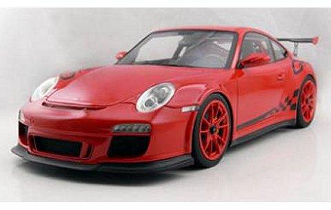 ポルシェ 911 (997) GT3RS レッド (1/18 フロンティアートF010-06)