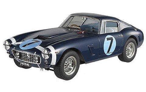 フェラーリ 250GT ベルリネッタ PASSO CORTO SWB 1961 GOODWOOD T・Trophy (1/18 マテルMT5489X)