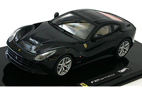 フェラーリ F12 ベルリネッタ ディープブルー (1/43 マテルMT5501X)