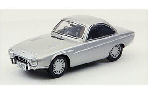 トヨタ パブリカ スポーツ 1962 東京モーターショー シルバー (1/43 エブロ44879)