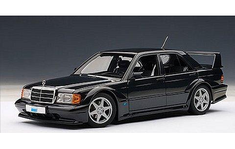 メルセデスベンツ 190E 2.5-16V EVOII ブラック (1/18 オートアート76131)