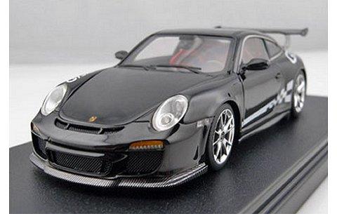 ポルシェ 911 (997) GT3RS ブラック フル開閉 (1/43 フロンティアートFA001-04)