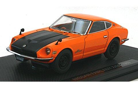 ニッサン フェアレディ Z432 1969 オレンジ (1/43 エブロ44881)