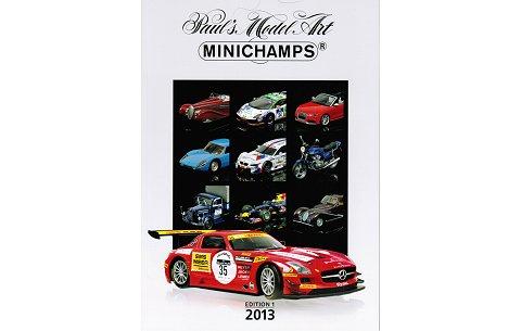 ミニチャンプス ミニカー 2013年総合カタログ エディション1 (ミニチャンプスPMAC20131)