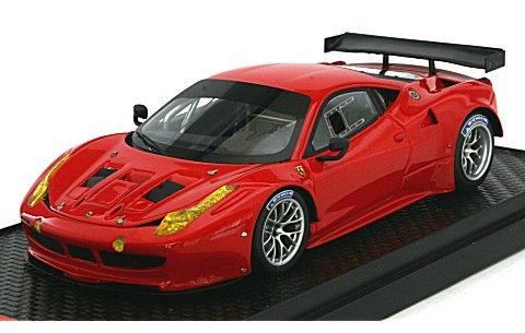フェラーリ 458 イタリア GT2 GTE PRO 2012 ロッソコルサ 322 (1/43 BBR BBRC102)