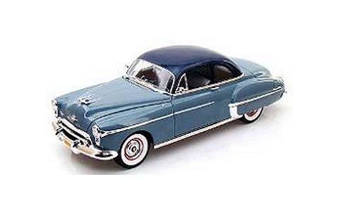 OLDS ROCKET 1950 「GREASE」 劇中車 ブルー (1/18 アメリカンマッスルAWSS103)