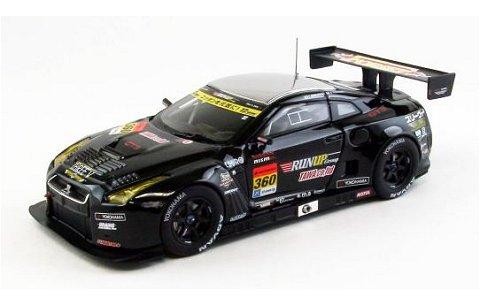 ランアップ グループ GT-R スーパーGT300 2013 No360 (1/43 エブロ44942)