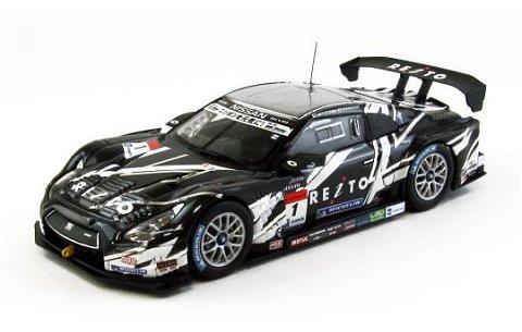 レイト モーラ GT-R スーパーGT500 2013 No1 (1/43 エブロ44912)