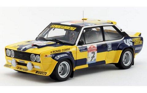 フィアット 131 4 Rombi Corse (Orio Fiat VS) Markuu Alen サンレモラリー 1980 (1/18 京商K08372E)