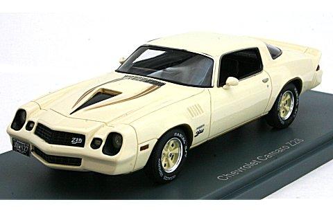シボレー カマロ Z28 1978 ホワイト (1/43 ネオNEO44127)
