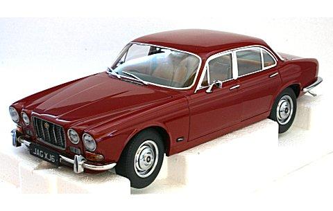 ジャガー XJ6 シリーズ1 2.8 1971 レジェンシーレッド (1/18 モデルアイコンズ2011002)