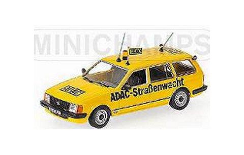 オペル カデット D キャラバン 1979 ADAC (1/43 ミニチャンプス400017290)