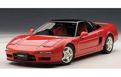 ホンダ NSX タイプ R 1992 フォーミュラ・レッド (1/18 オートアート73298)