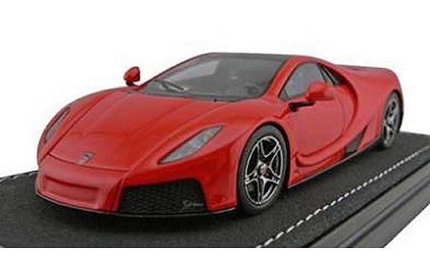 SPANIA GTA GTA Spano レッド (1/43 フロンティアーF025-06)