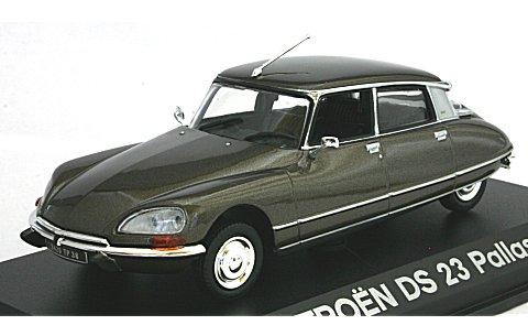 シトロエンDS 23 パラス 1972 ブラウン (1/43 ノレブ157058)