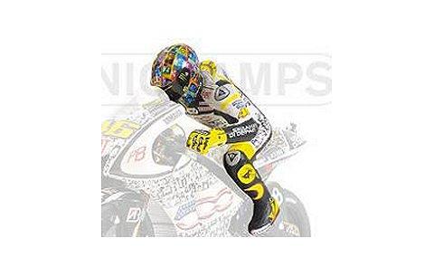フィギュア バレンティーノ・ロッシ ラグナ セカ MOTOGP 2010 (1/12 ミニチャンプス312100146)