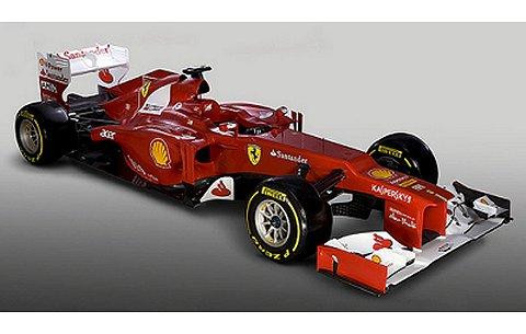 フェラーリ F2012 F・アロンソ ドライバー無し (エリートシリーズ) (1/18 マテルMT5484X)