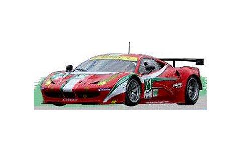 2012 フェラーリ 458 イタリア GTE Pro No71 Team AF Corse ルマン24h (1/43 フジミFJM1343004)