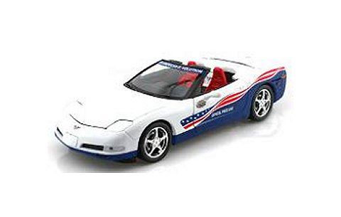 2004 シボレー コルベット インディ500 ペースカー (1/18 アメリカンマッスルAW204)