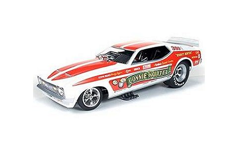 1972 Connie Kalitta Bounty Hunter Mustang Funny Car (Legends of 1/4 mile) (1/18 アメリカンマッスルAW1111)
