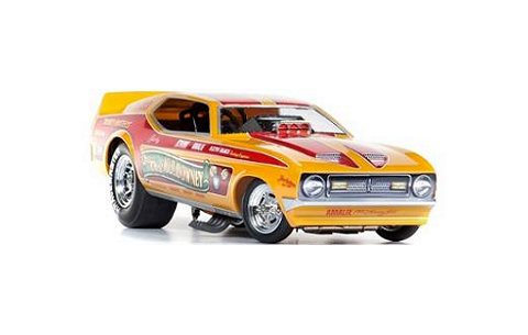 1972 Shirley Muldowney Cha Cha Mustang Funny Car (Legends of 1/4 mile) (1/18 アメリカンマッスルAW1113)