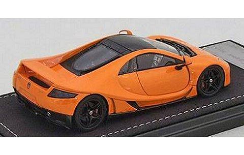 SPANIA GTA 「GTA Spano」 パールオレンジ (1/43 フロンティアートF025-34)