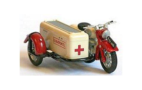 Puch SG250 サイドカー付バイク 「Rotes Kreuz」 (1/43 プレミアムクラシックスPCS11962)